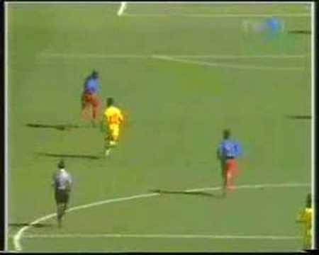 World Cup USA '94 Romania - Columbia 3-1