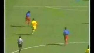 ROMANIA - COLUMBIA  USA '94 Rezumat (comentariu original)