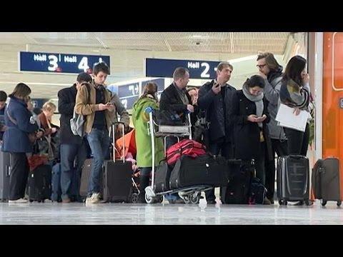 Γαλλία: Προβλήματα από την απεργία των ελεγκτών εναέριας κυκλοφορίας