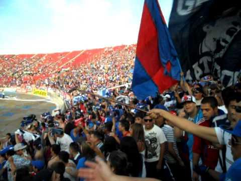 Video - de chile vs huachipato - Los de Abajo - Clausura 2011 - Los de Abajo - Universidad de Chile - La U - Chile