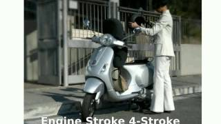 7. 2013 Vespa LX 50 4V  Transmission Top Speed Specification Specs Info motorbike Dealers