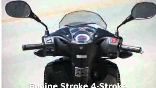 10. 2010 Honda SH 150i - Walkaround and Specification