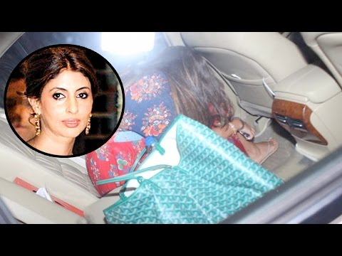 Amitabh Bachchan's Daughter Shweta Bachchan Caught