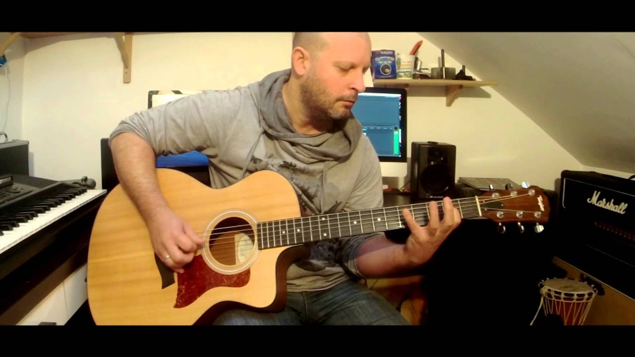 The Last of the Mohicans – Acoustic Cover (W/ Harmonica)