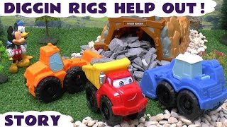 Diggin Rigs Help Out