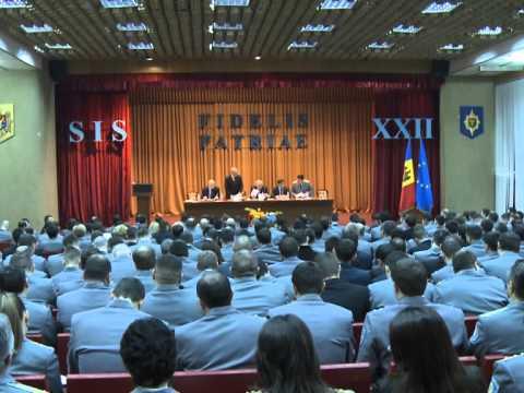 Президент Николае Тимофти участвовал в заседании коллегии Службы информации и безопасности