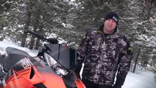 1. TEST RIDE: 2014 Arctic Cat ZR 7000 Sno Pro Limited