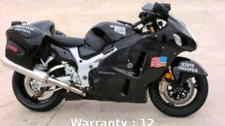 1. 2005 Suzuki Hayabusa 1300R -  Top Speed Details Specs Specification Engine Dealers Features