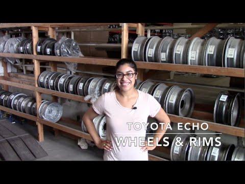 Factory Original Toyota Echo Wheels & Toyota Echo Rims – OriginalWheels.com