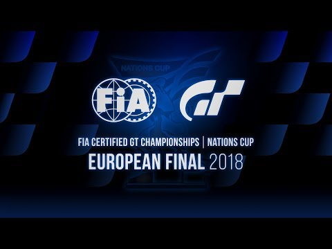 [Spanish] FIA GT Championships 2018 | Nations Cup | European Final | World Finalist Selection Match