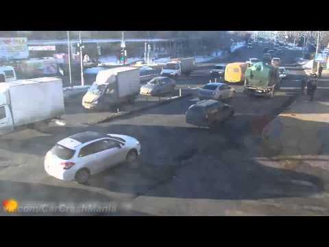 Подборка Аварий и ДТП (#109) от
