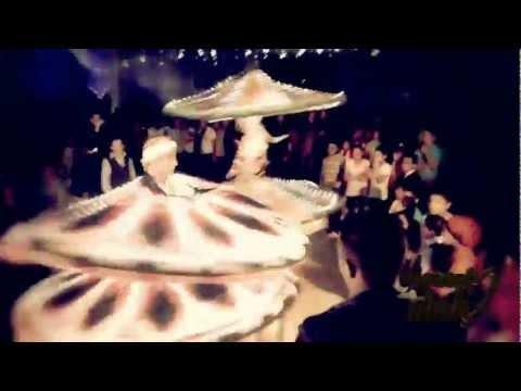 رقصة التنورة - قاعة مسايا بجرجا