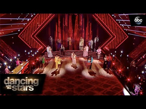 The First Elimination of Season 2020 - Dancing with the Stars