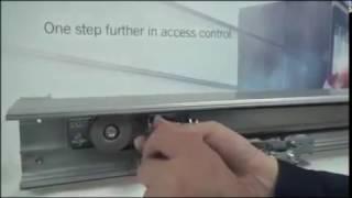 Telescopic Automatic Sliding Door System Automatic telescopic door  youtube video