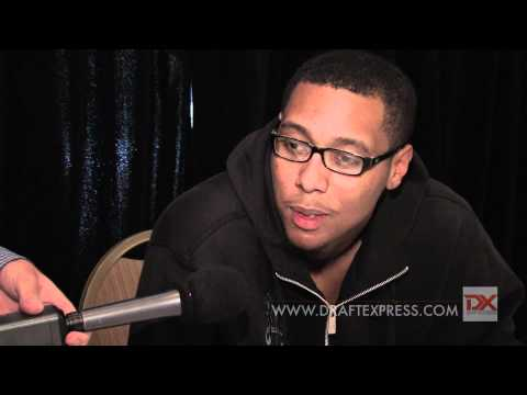 Trey Thompkins Draft Combine Interview