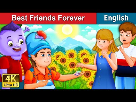 The Best Friends Forever Story in English | Stories for Teenagers | English Fairy Tales
