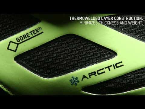 Celsius Arctic 2 GTX Zapatilla Ciclismo invierno con Gore-Tex #BeVisibleBeSafe