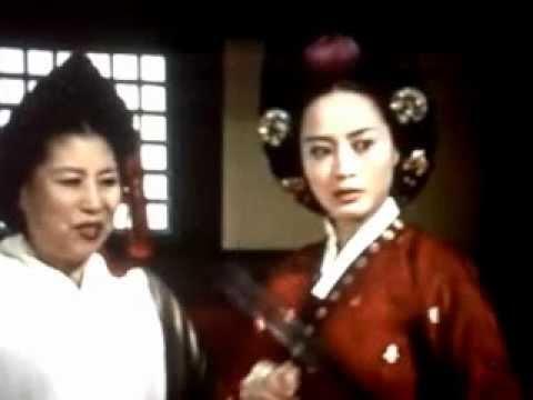 Jang Hee Bin/장희빈 2002 - Arrow Scene
