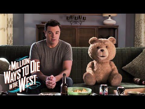 A Million Ways To Die In The West - Trailer (Online)