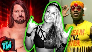 Video VELVETEEN DREAM TO MAIN ROSTER? AJ STYLES MATCH FINISH CHANGED? Going In Raw Podcast! MP3, 3GP, MP4, WEBM, AVI, FLV Juni 2018