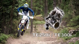 9. Husqvarna TE 250i & TE 300i 2018 Fuel-injected