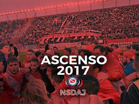Ascenso 2017 - Argentinos Juniors: El partido desde la tribuna - Los Ninjas - Argentinos Juniors