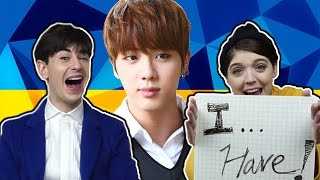 Video I SLEPT with a K-POP IDOL? | NEVER HAVE I EVER w/ Carson Allen MP3, 3GP, MP4, WEBM, AVI, FLV Februari 2018