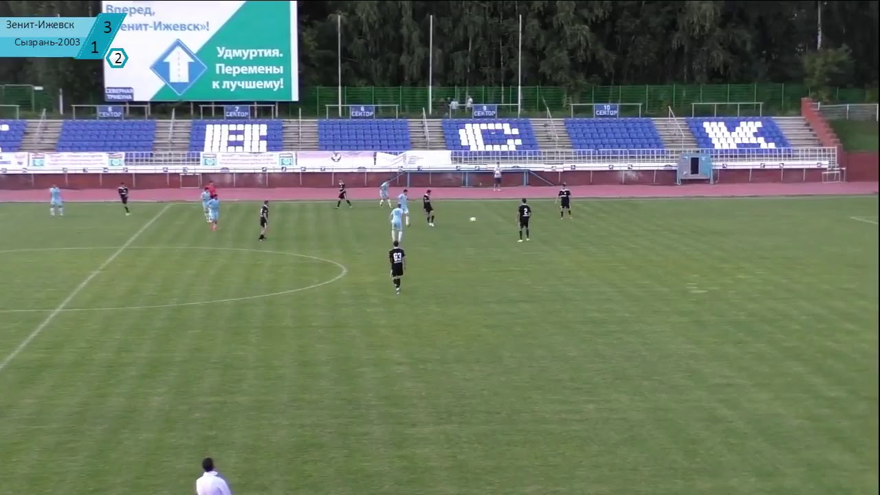 """""""Зенит-Ижевск"""" - """"Сызрань-2003"""""""