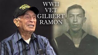 Gilbert Ramon Describes WWII