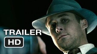 Nonton Gangster Squad Official Trailer  1  2012  Ryan Gosling  Emma Stone Movie Hd Film Subtitle Indonesia Streaming Movie Download