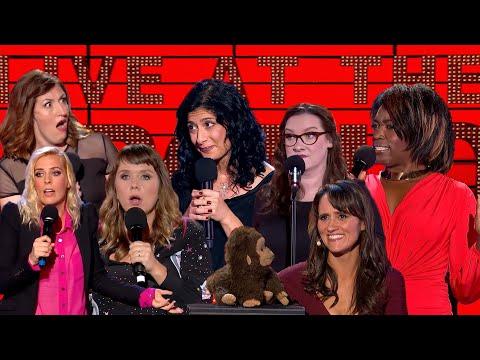 Women That Make You Go HA! | Live At The Apollo | BBC Comedy Greats