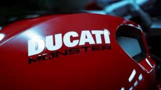 2. Ducati Monster - Spec Commercial