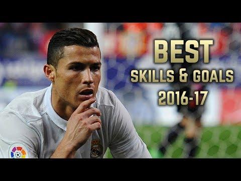 Cristiano Ronaldo 2016-17 | Best Skills & Goals