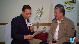 Entrevista exclusiva de #Reporte100 a José Antonio Meade