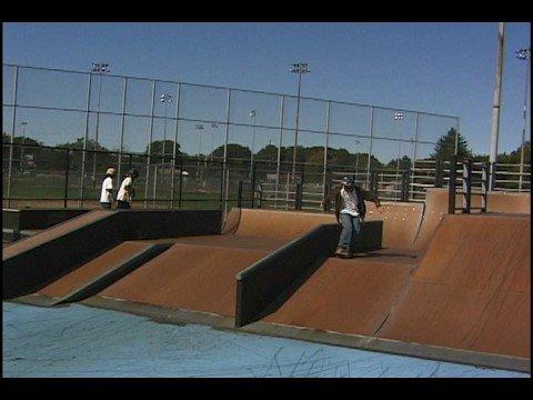 Greenlawn Skatepark Montage 2