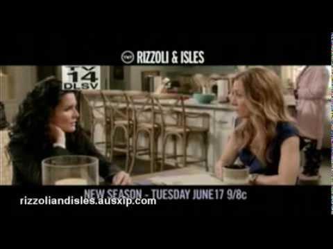 Rizzoli & Isles Season 5 (Short Promo)