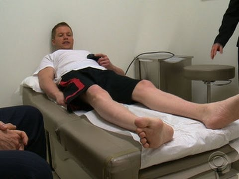 New spinal treatment helps paralyzed patients move again