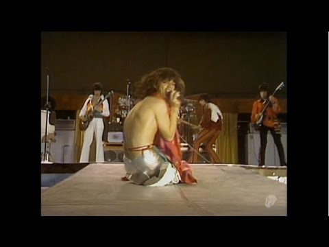 The Rolling Stones - Hot Stuff