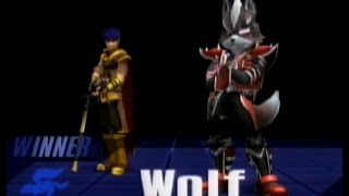 GR Smash -Top 15 Switch Wolf Combos