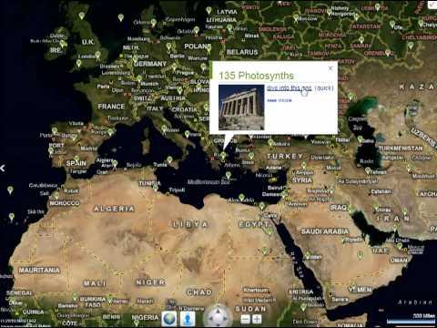 0 Bing Maps lanserar nya riktigt coola funktioner
