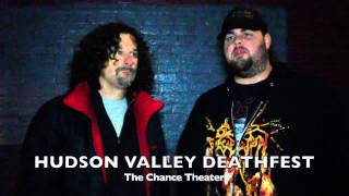 ArmyOfOneTV - Hudson Valley DeathFest (GOATWHORE, MISERY INDEX,CANNIBAL CORPSE)