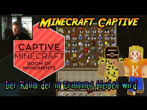 MINECRAFT CAPTIVE # 5 - Der Raum der in Erinnung bleiben wird «» Let's Play Minecraft Captive