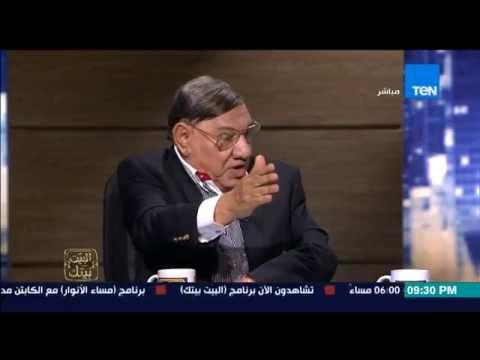 مفيد فوزي يصمت حدادا على ترشح سما المصري للانتخابات البرلمانية 2015