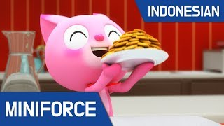 Video [Indonesian dub.] MiniForce S1 EP 08 : Lucy Sang Koki MP3, 3GP, MP4, WEBM, AVI, FLV September 2018