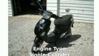 4. 2013 Genuine Scooter Co. Buddy 50  Engine Features Details Top Speed Dealers Specs