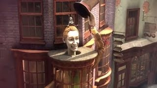 Dreaming - Diagon Alley