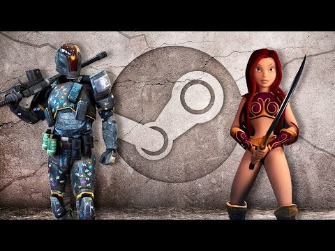 Бесплатные игры в Стим №6 + Ссылки НОВЫЕ игры Steam бесплатно. F2P Steam Games. Игры БЕЗ Доната