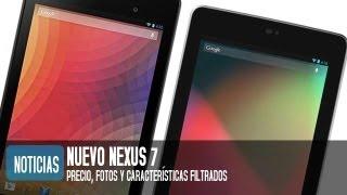 Nuevo Nexus 7, Precio Y Características
