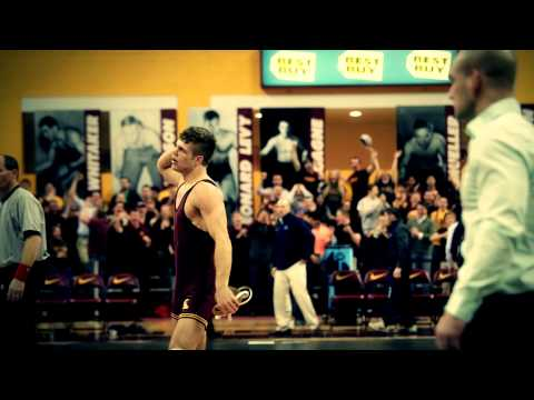 University of Minnesota Wrestling: Beauty Reborn