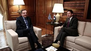Eurogroup´s Dijsselbloem says more Greek debt relief possible